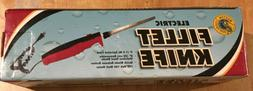Weston Electric Fillet Knife 8 Inch Blade **BRAND NEW IN BOX