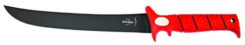 Flex with Handle, Full Stainless Steel Non-Stick Titanium Blade, Hole for