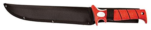 Bubba 12 Inch Flex with Non-Slip Grip Full Steel Non-Stick Hole Synthetic for