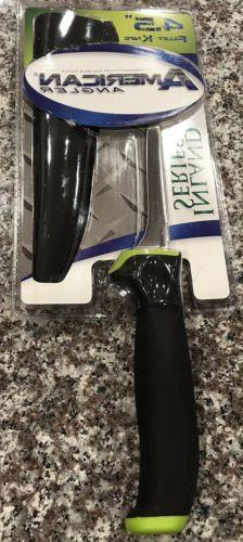 "NEW AMERICAN ANGLER 4.5"" Inland Series FILLET KNIFE & Shea"